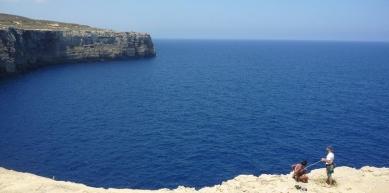 A picture from Gozo Island / Għawdex by Océane Vakoumé
