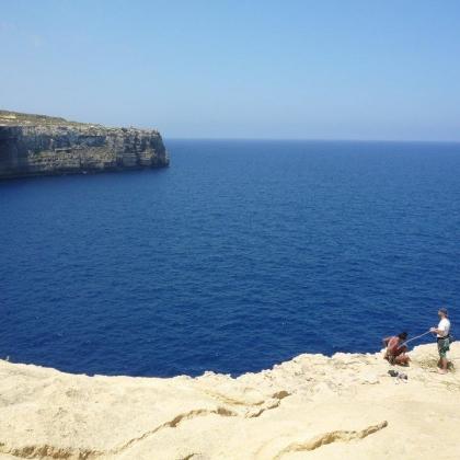 Gozo Island / Għawdex by Océane Vakoumé