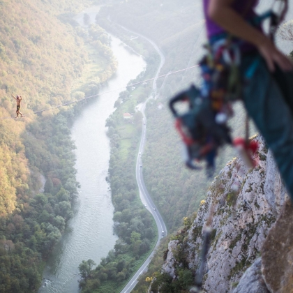 Tijesno Canyon / Bosnia and Herzegovina by hannes kutza
