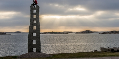 A picture from Hunnebostrand by Moments in Movement by Fab