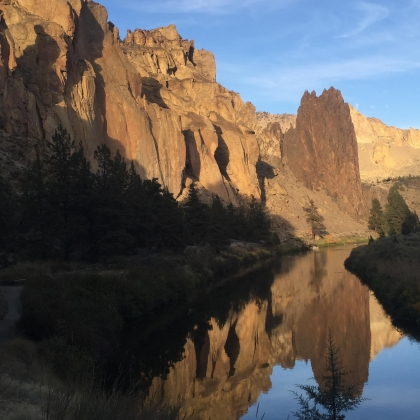 Smith Rock by Common Climber