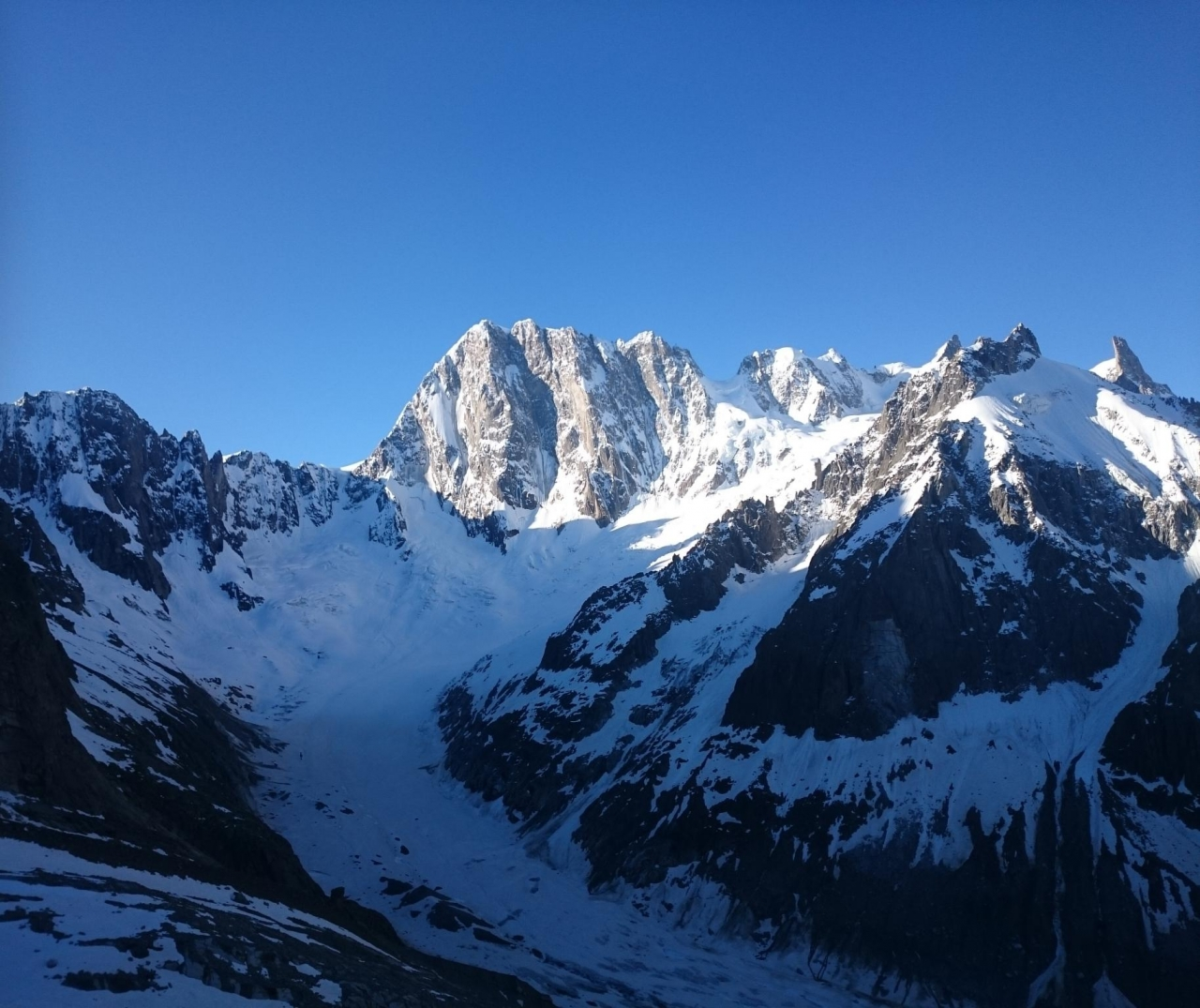 A picture from Chamonix - Mont Blanc by Dimitris N.