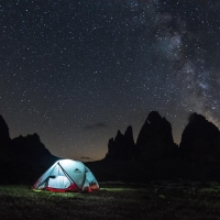 Tre Cime di Lavaredo by MSR / Mountain Safety Research