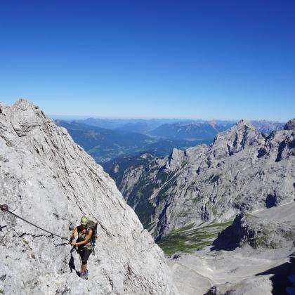Zugspitze by Toni Ledwig