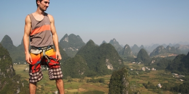 A picture from Yangshuo by Ben O'Neill