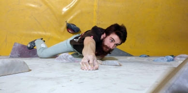 A picture from Boulderhalle Steinbock by BlocBusters Bouldering