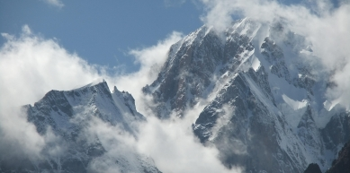 A picture from Mont Blanc / Monte Bianco by Francesco Signorelli