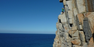 A picture from Capo Pecora by Flo Castougne