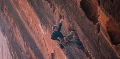 A picture from Big Bend Boulders, Moab, UT by Nograd