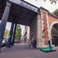 Paris, Centre by Nograd