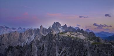 A picture from Tre Cime di Lavaredo by Radoni Eolo