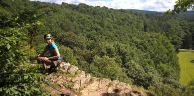 A picture from Rocher de Bretaye (Rochers d'Ozo) by berg. steirer