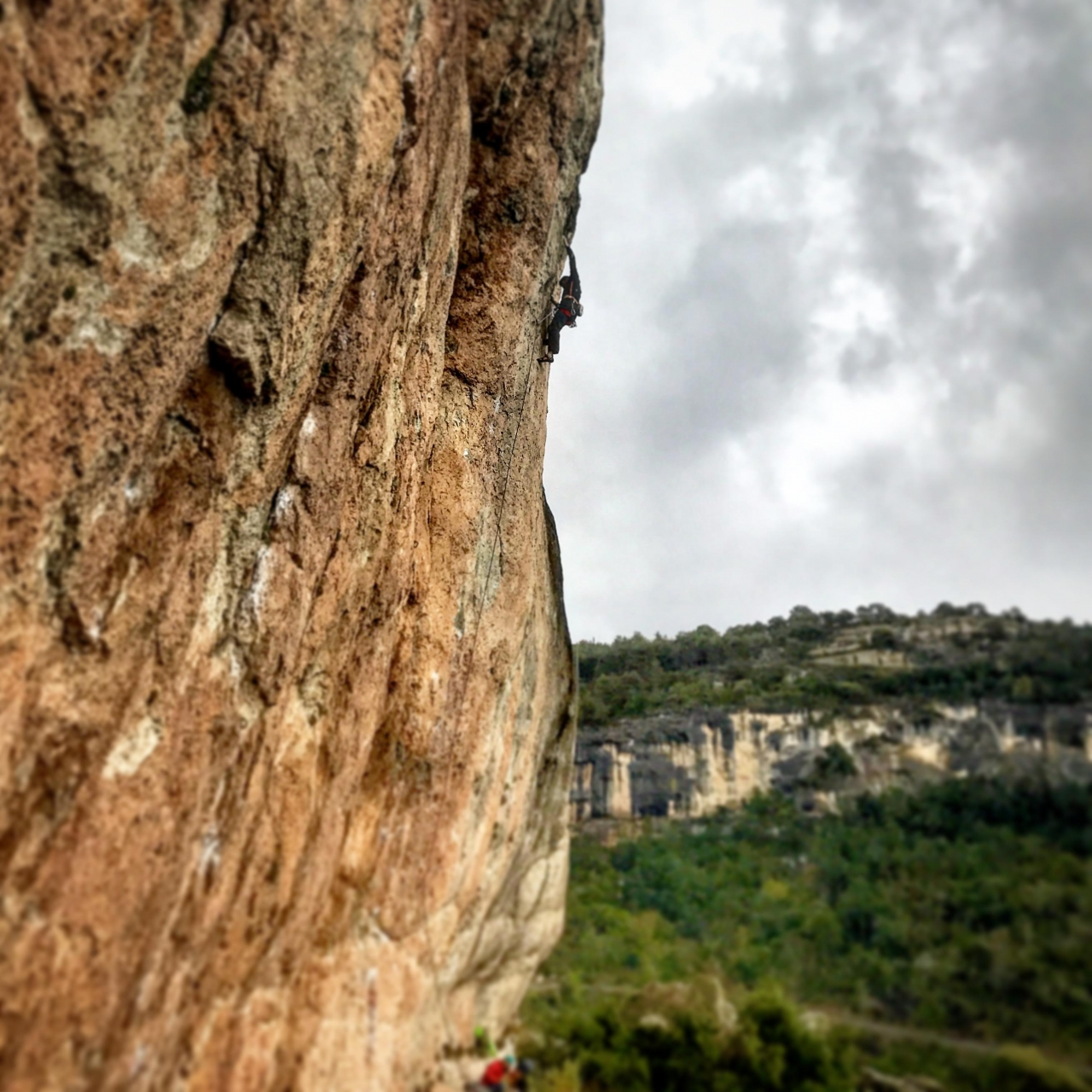 A picture from Siurana by Selim Özkul