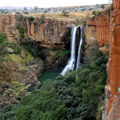 Waterval Boven by katherine choong