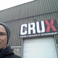 Le Crux by Claude  Poulin