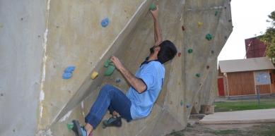 Ibex Club Bouldering Wall by Zaheer  Ahmad