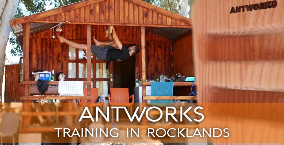 Antworks - Training in Rocklands in Rocklands