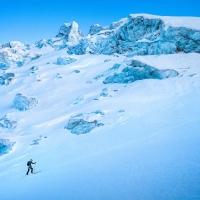 Wetterhorn, Switzerland by Dynafit