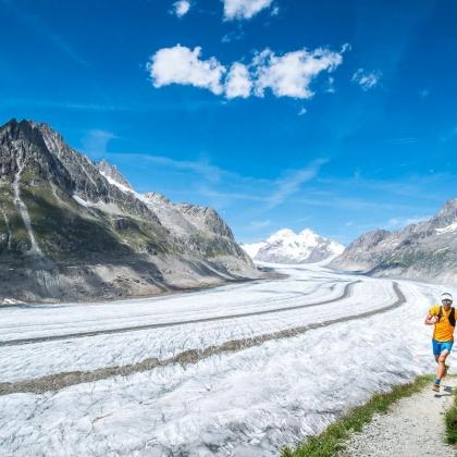 Aletschgletscher by Dynafit