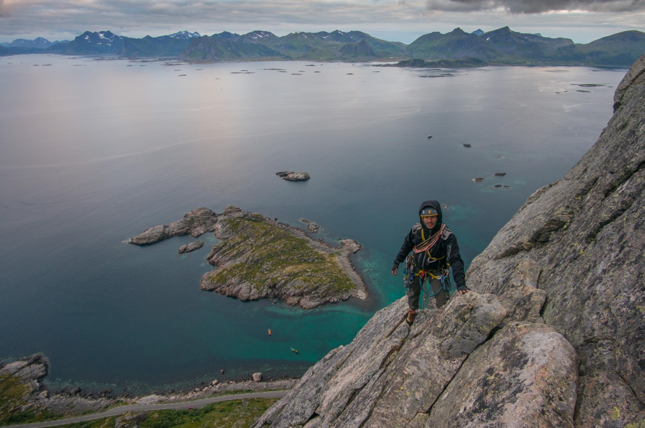 A picture from Lofoten Islands by Jan Zahula