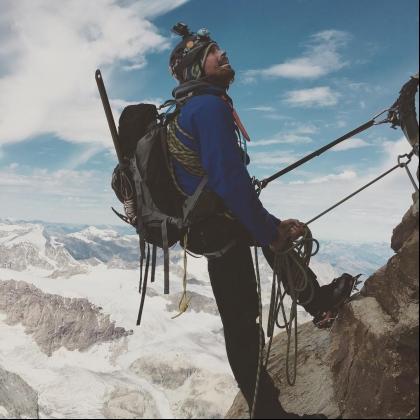 Matterhorn by Chris Jansson