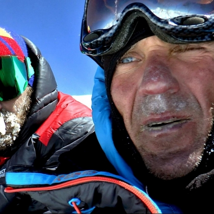 Story in Gasherbrum I by TENDON