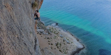 A picture from Kalymnos by Robin Albert