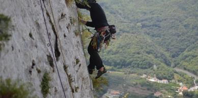A picture from Monte Cucco by Csilla Mezei