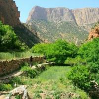 Site de escalade et randonnée by Climbing-taghia-gite-taghia-gorge climbing-Trikking.marocain