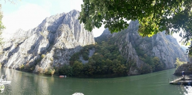 A picture from matka, macedonia by Bözse Hosszu