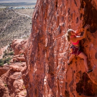 Red Rocks by Jan Zahula