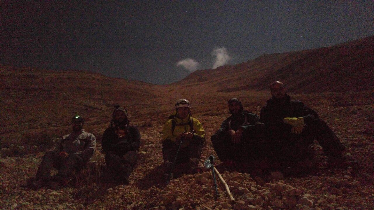 A picture from Mount Sannine by Chouxii Abn