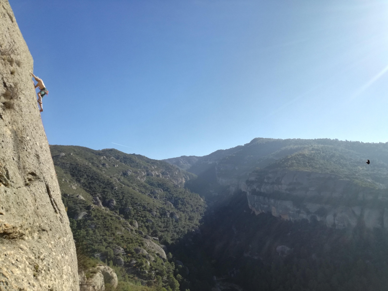 A picture from Margalef by Robin Albert