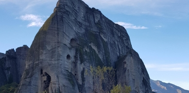 A picture from Meteora by Serban Groza