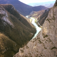 Tijesno Canyon / Bosnia and Herzegovina by Domagoj Pavin