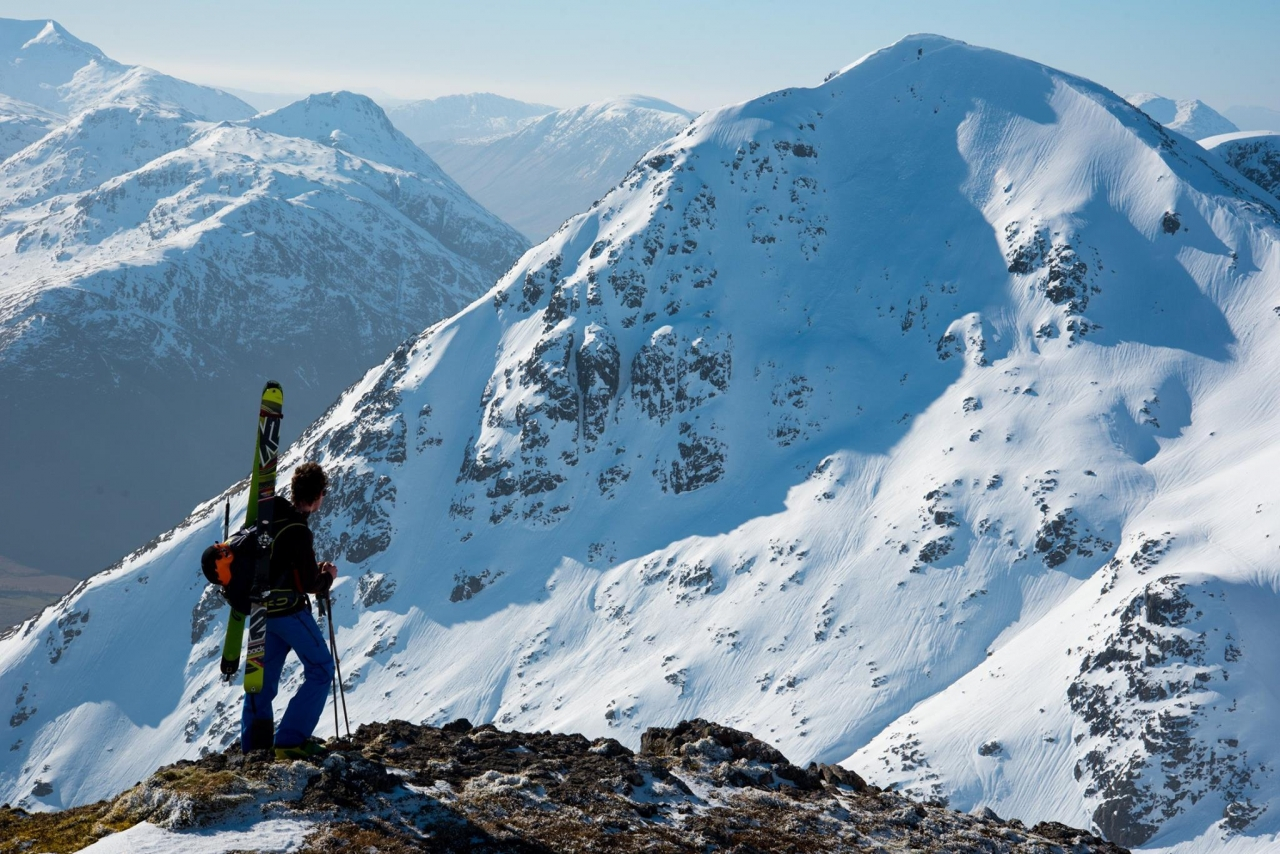 A picture from Buachaille Etive Beag by Jase Wilson