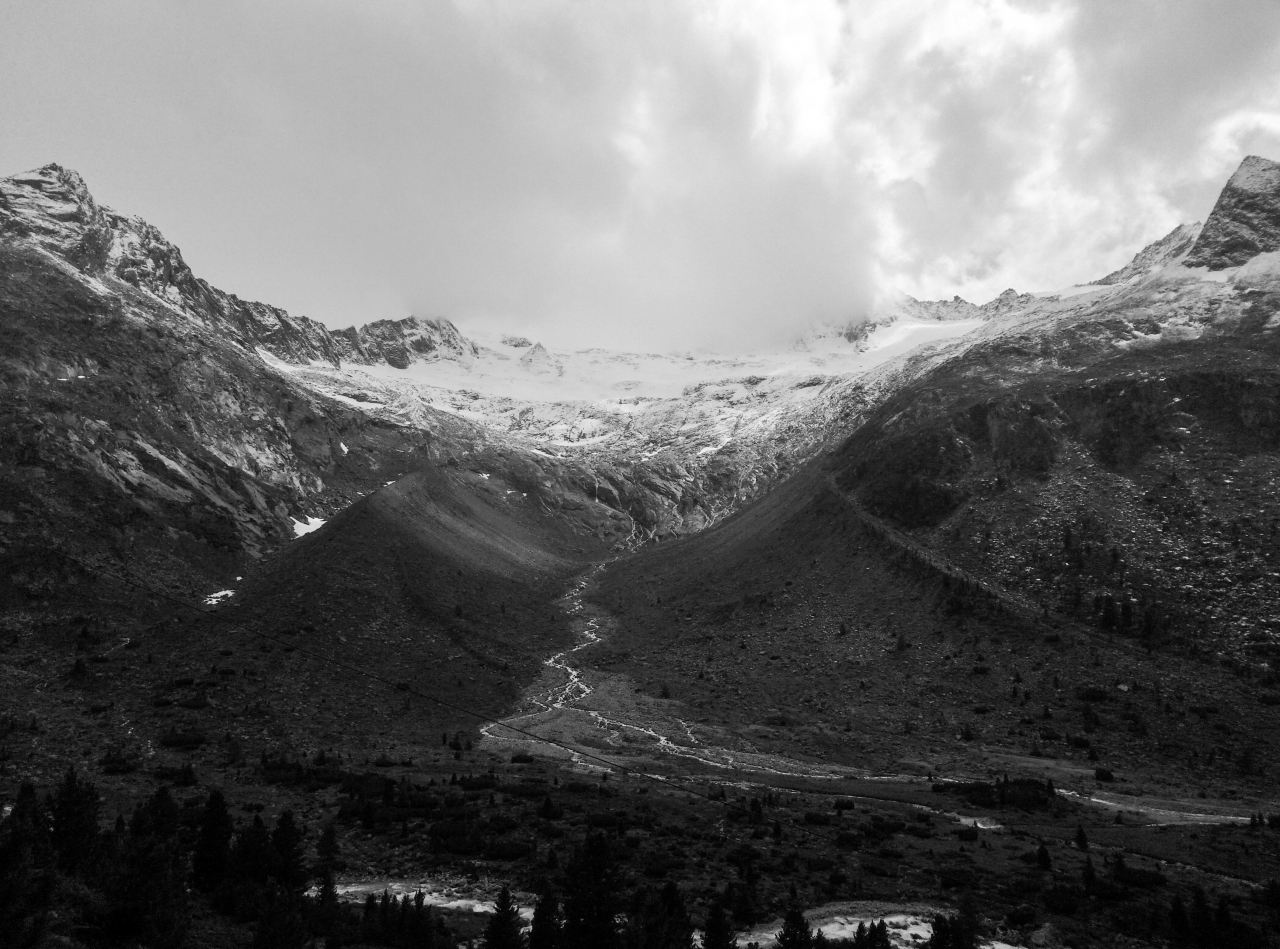 A picture from Zillertal by Andras Meszey