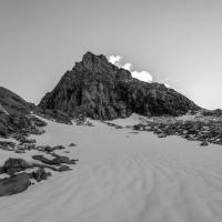 zsigmondyspitze, zillertal by Andras Meszey