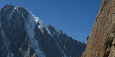 A picture from Chamonix by Explore-Share