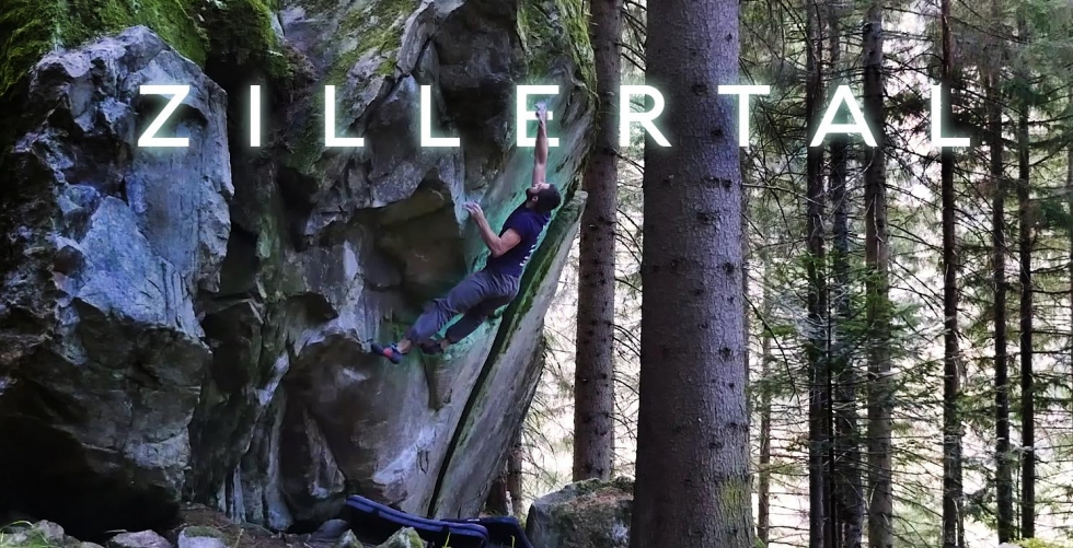 ZILLERTAL | Bouldering in the Austrian Alps in Zillertal