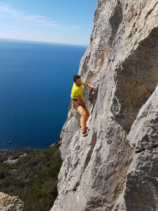 A picture from Capo d'Uomo by Fabio Palmieri