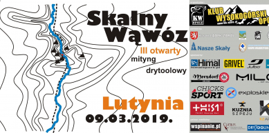 A picture from Lądek Zdrój/Lutynia miting Drytooling by Mariusz Pietrzak