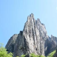 Tordai-hasadék - Turnul Ascutit by Zoltan Kovacs