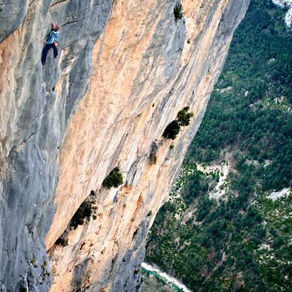 Gorge du Verdon by Mich the K
