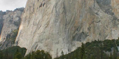 A picture from Yosemite by Lory Carpano