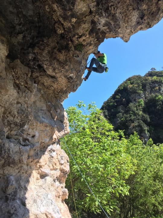 A picture from Ferentillo - Balcone by Fabio Palmieri