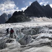 Glacier Blanc by Javi de Mora