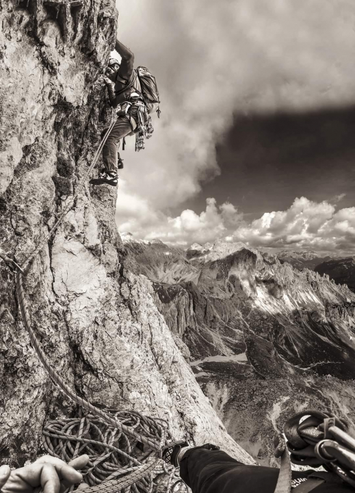 A picture from Roda di Vaèl / Rotwand by Ru Alberti