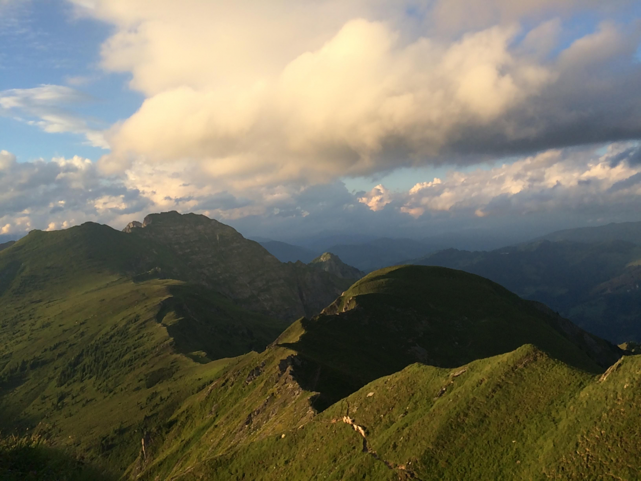 A picture from Bad Hofgastein by Natalie Chwalek