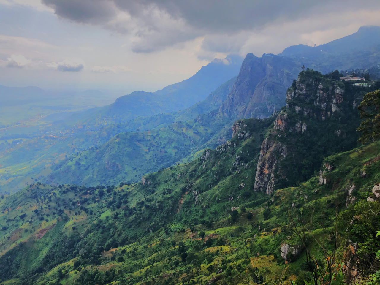A picture from Usambara Mountains by Natalie Chwalek